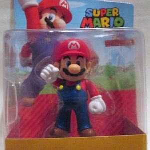 """Super Mario Bros 2.5"""" Figurine Fist In The Air 3+"""